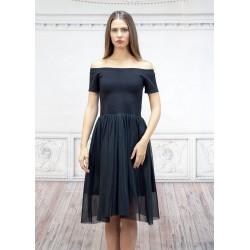 Официална дамска рокля  с...