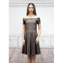 Официална дамска рокля в...