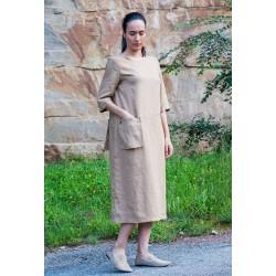 copy of Черна права рокля с...